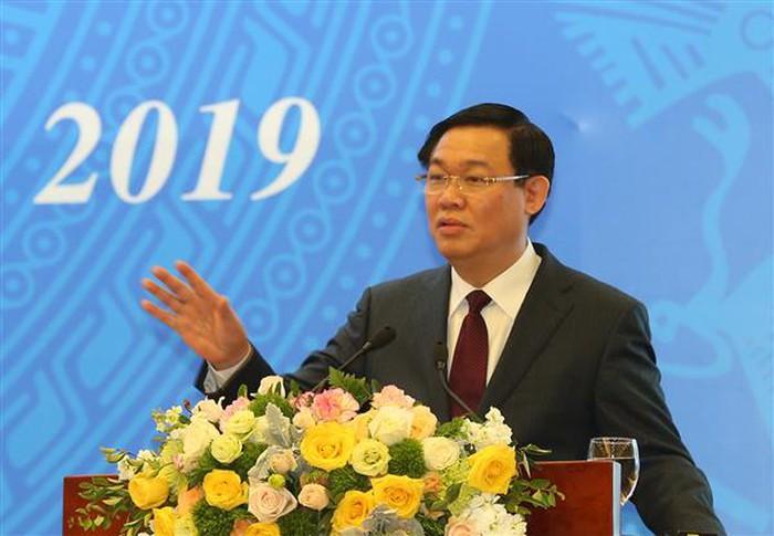 2.0 Hội nghị tổng kết năm 2018, triển khai nhiệm vụ năm 2019 của Bộ KH&ĐT