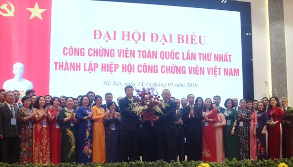 Hiệp hội công chứng Việt Nam chính thức được thành lập