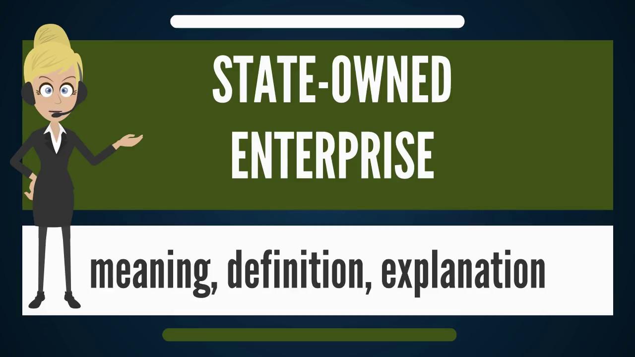 doanh nghiệp nhà nước