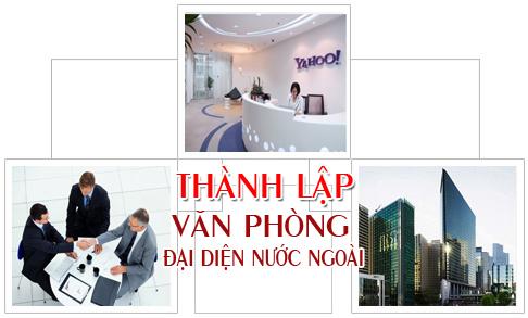 Thành lập văn phòng đại diện của công ty quảng cáo nước ngoài tại Việt Nam