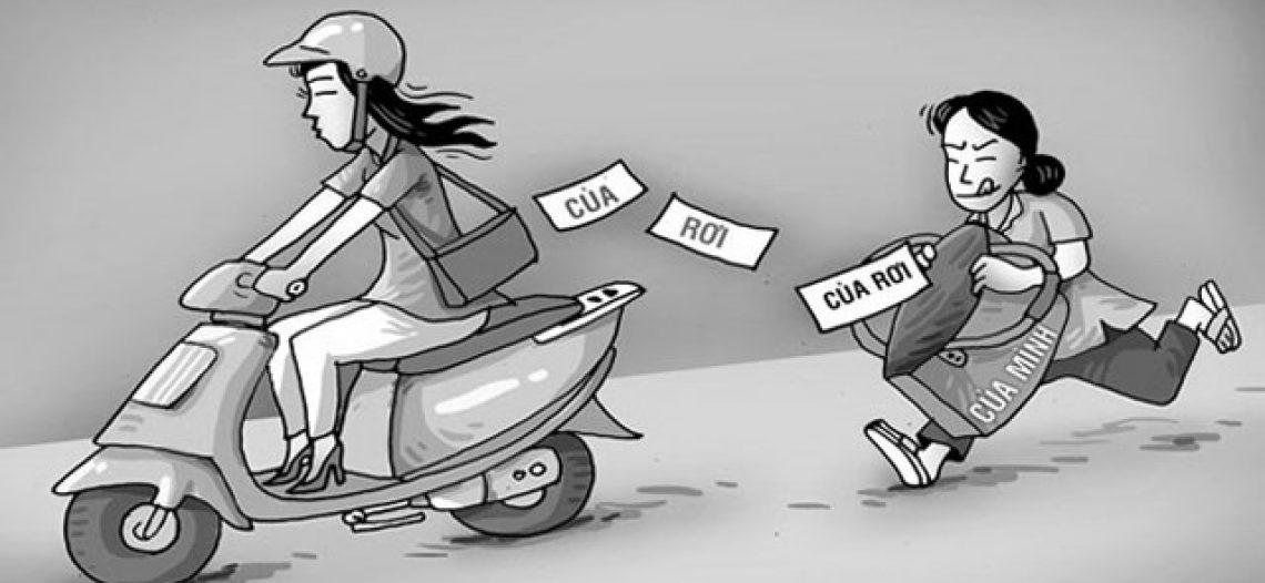 Tội chiếm giữ trái phép tài sản theo quy định của Bộ luật Hình sự