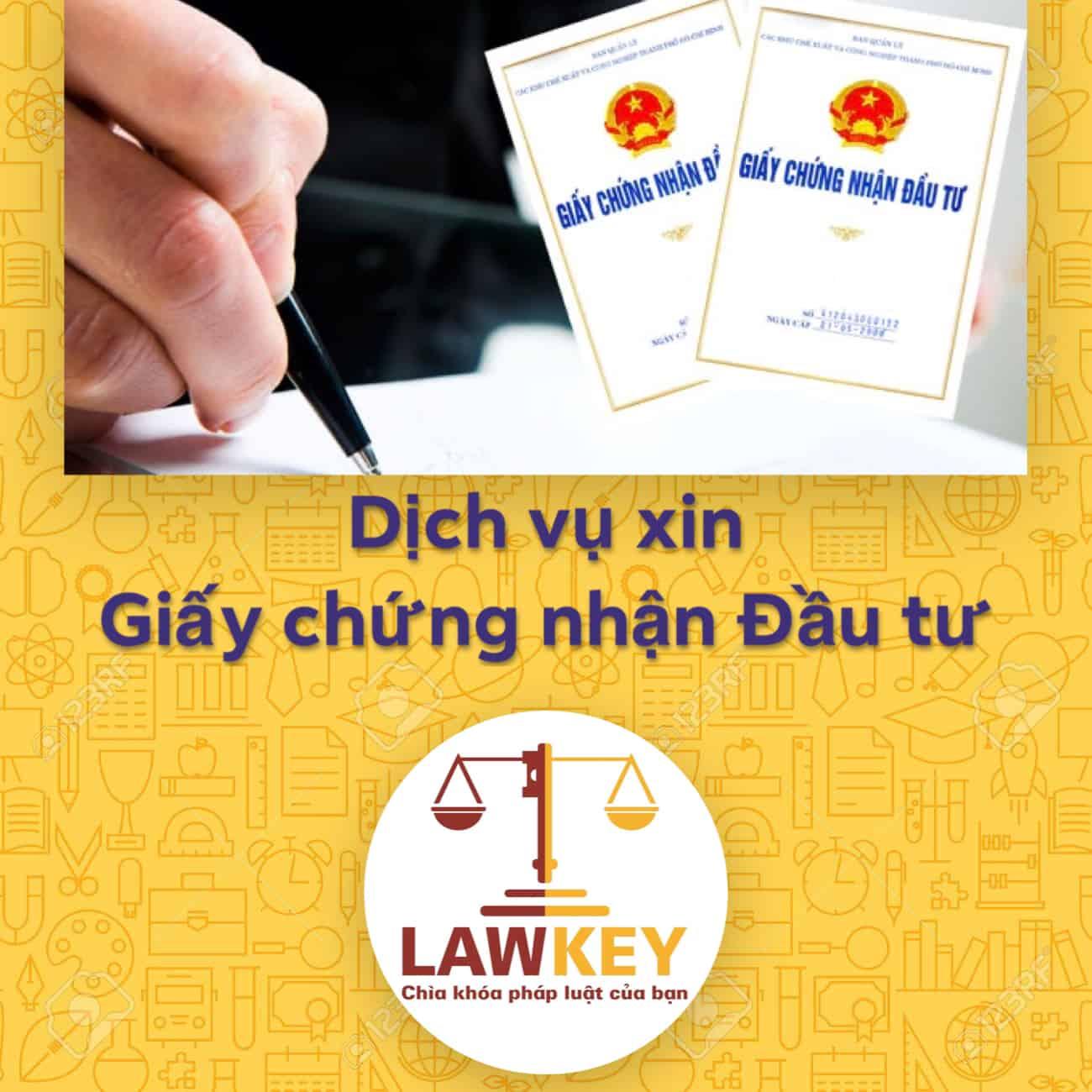 Dịch vụ xin giấy chứng nhận đầu tư uy tín, chuyên nghiệp